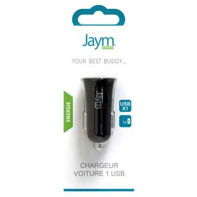 CHARGEUR VOITURE 1 USB