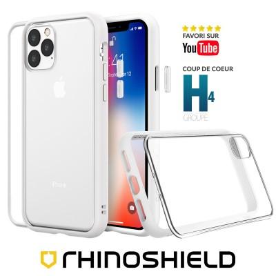 Coque Rhinoshield MOD NX blanche iphone 12 mini