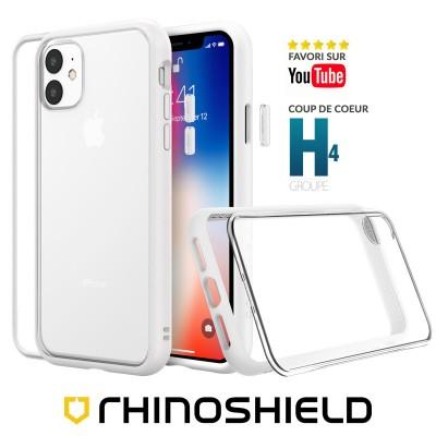 Coque Rhinoshield MOD NX blanche iphone 11