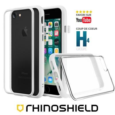 Coque Rhinoshield MOD NX blanche iphone 7/8/SE 2020