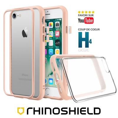 Coque Rhinoshield MOD NX rose iphone 7/8/SE 2020