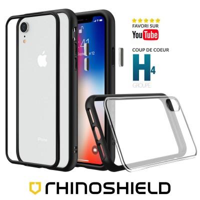 Coque Rhinoshield MOD NX noire iphone 12 mini