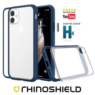 Coque Rhinoshield MOD NX bleue iphone 11