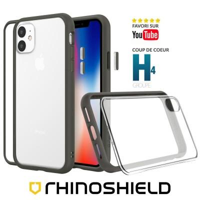 Coque Rhinoshield MOD NX graphite iphone 11