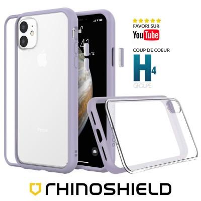 Coque Rhinoshield MOD NX lavande iphone 11
