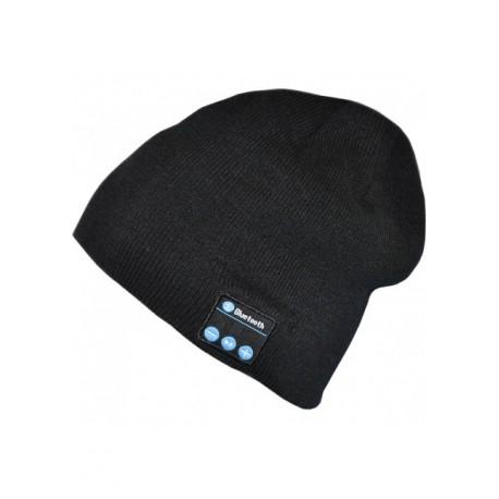 Bonnet Bluetooth Noir