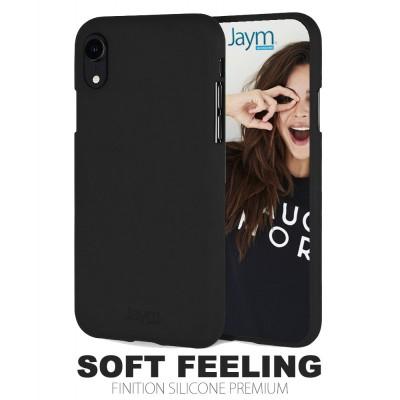 Coque silicone noire Samsung S10 Plus
