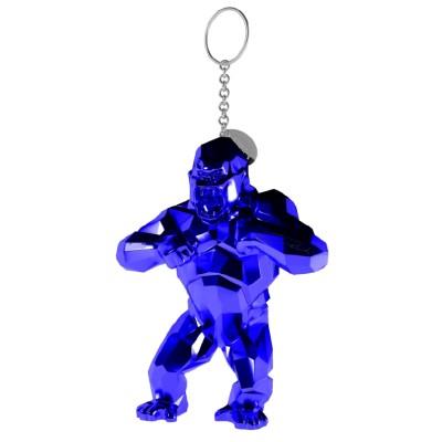 Porte Clé USB Kong Bleu Silver 64 Go