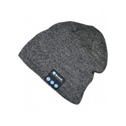 Bonnet Bluetooth Noir