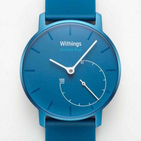 Withings Pop, montre tracker d'activité et de sommeil pour iOS et Android, enoveo