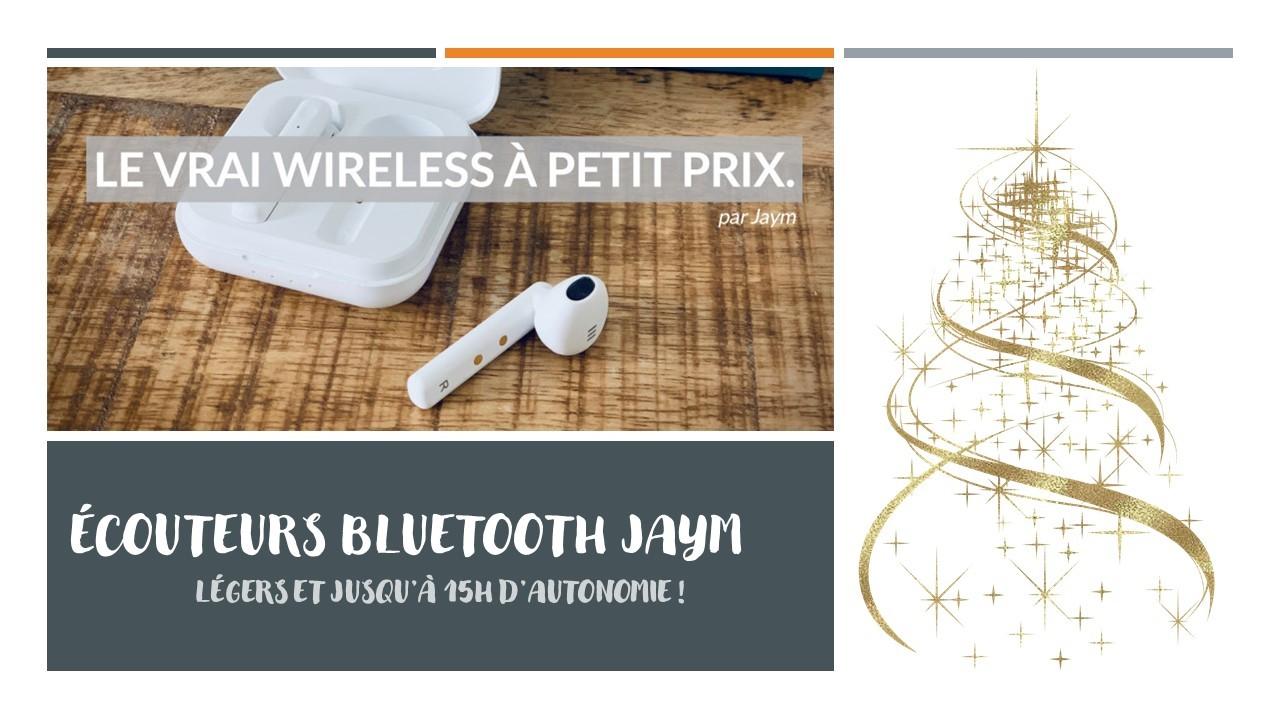 ecouteurs bluetooth jaym noel