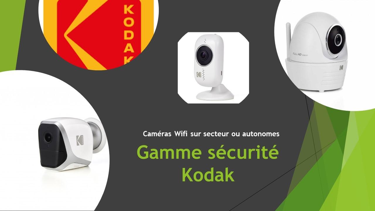 Caméras Kodak